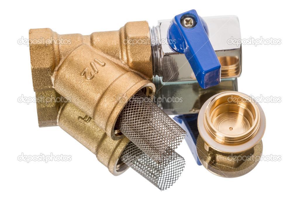 Filtro y grifo de agua fotos de stock ra3rn 26628559 - Filtro para grifo ...
