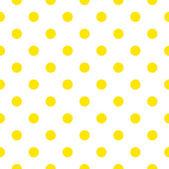Fényképek Varrat nélküli mintát vagy a háttér sárga, napos pöttyös