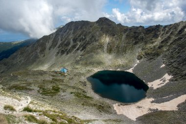 Rila Mountain, Ledenoto (Ice) lake