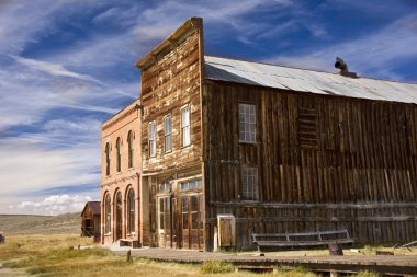 Iconic Old West Ghost Town