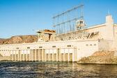 Fotografia generazione di energia idroelettrica