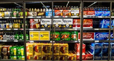 Mexican Versus American Beer