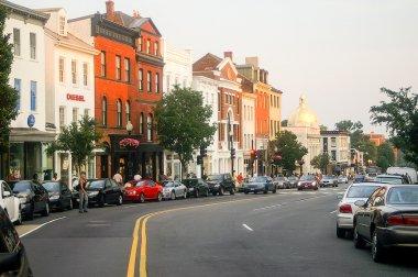 Georgetown in Washington, DC
