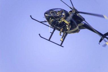 Wild Ride Over Baghdad
