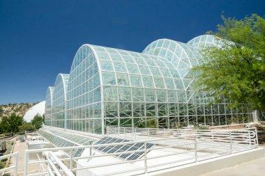 Biosphere 2 Domed Laboratories
