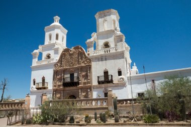 Spanish Colonial Mission in Arizona