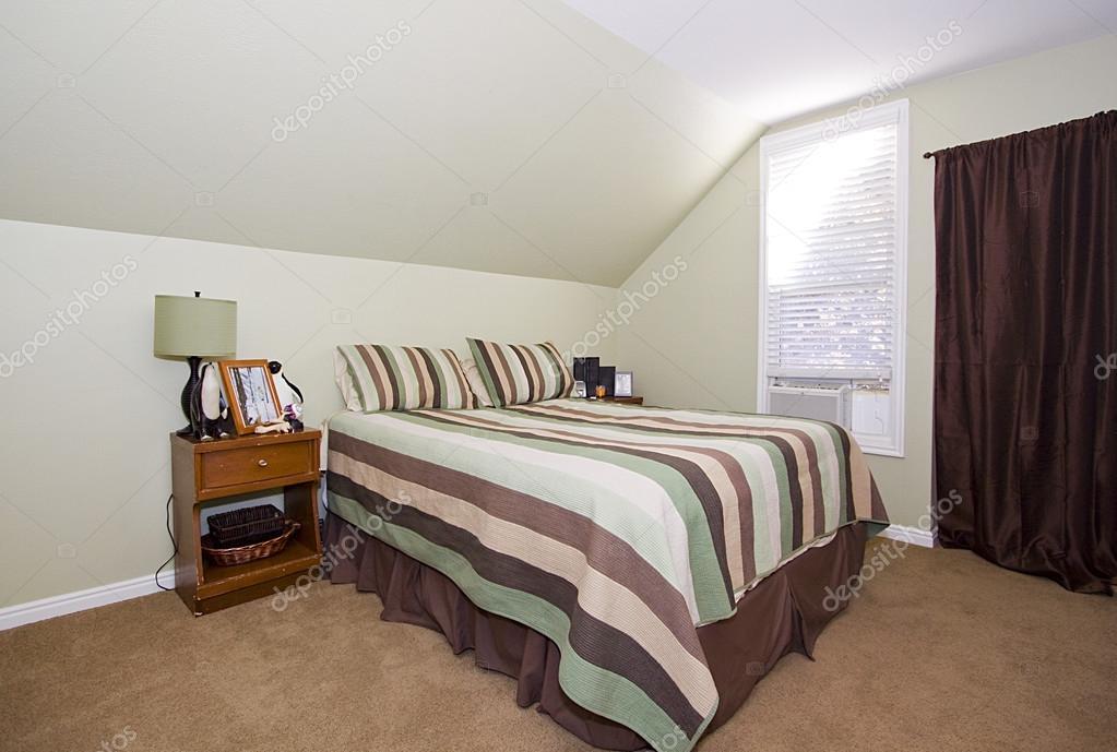 camera da letto stile classico — Foto Stock © mdilsiz #37129779