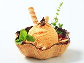 zmrzlinový sundae