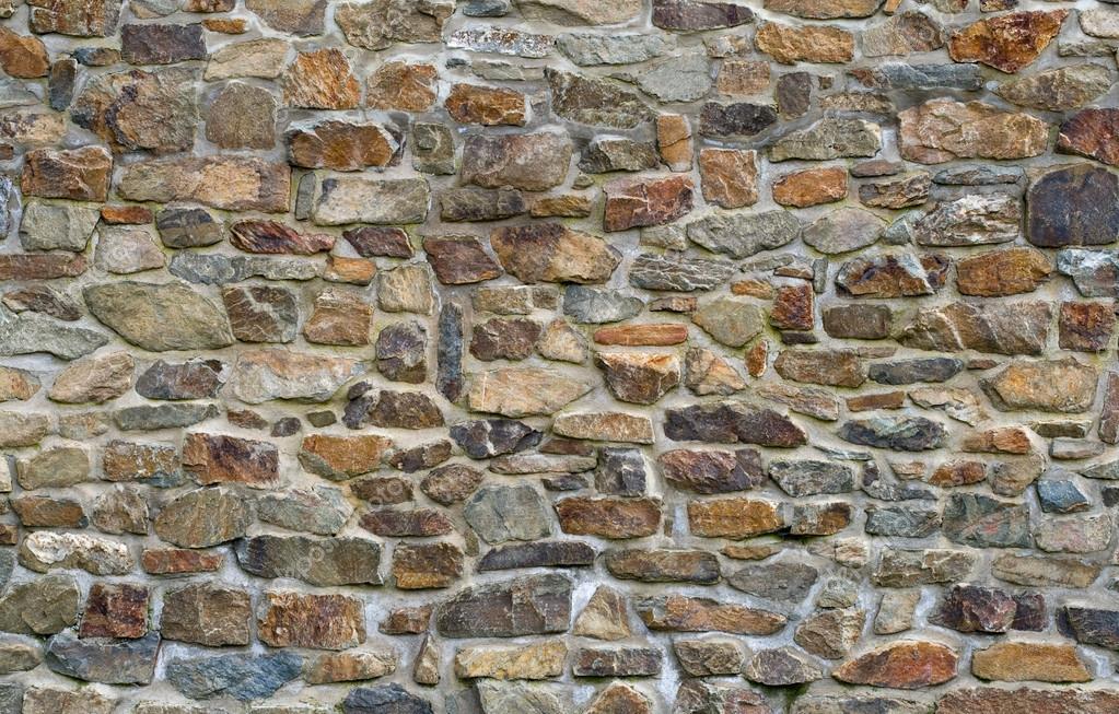 viejo muro de piedra Foto de stock hddesign 42016049