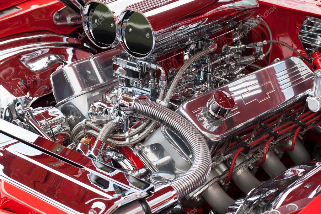 Araba Motoru Detay Stok Editoryel Fotoğraf Hd Design 46513421