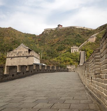 Great Wall of China, north of Beijing