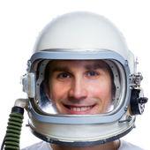 Fotografie Astronauten im Helm