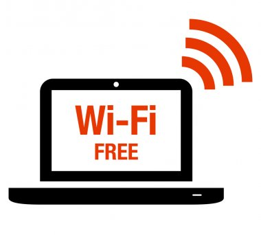 Wi-Fi free icon