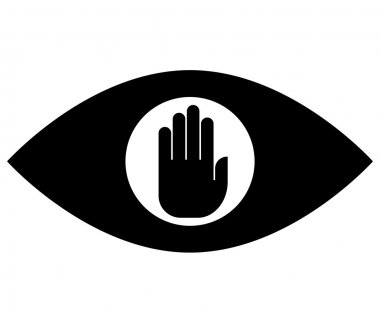 Stop spying icon