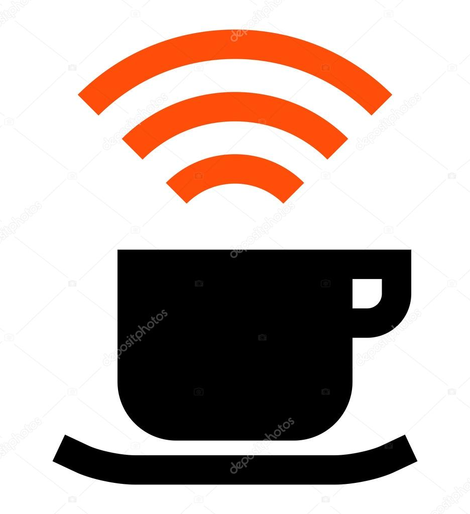 Internet cafe icon