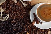 Fényképek csésze kávé