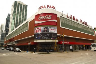The Luna Park music Hall