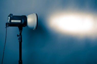 flash light projection