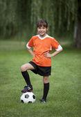 Kislány foci