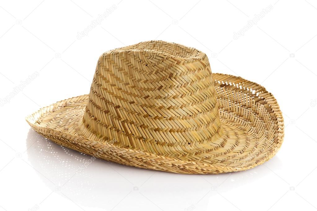 slaměný klobouk — Stock Fotografie © ewastudio  34825055 b9e783a54f