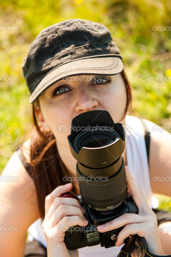 растение фотографы снимающие лейкой если