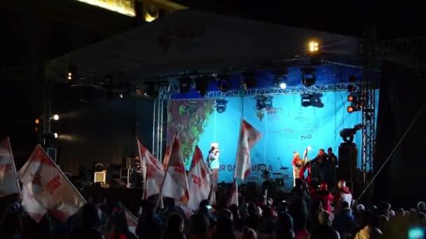 koncert věnovaný olympijských