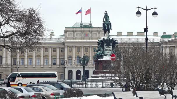 1. Nicholas císař památník