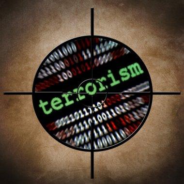 Web terrorism target