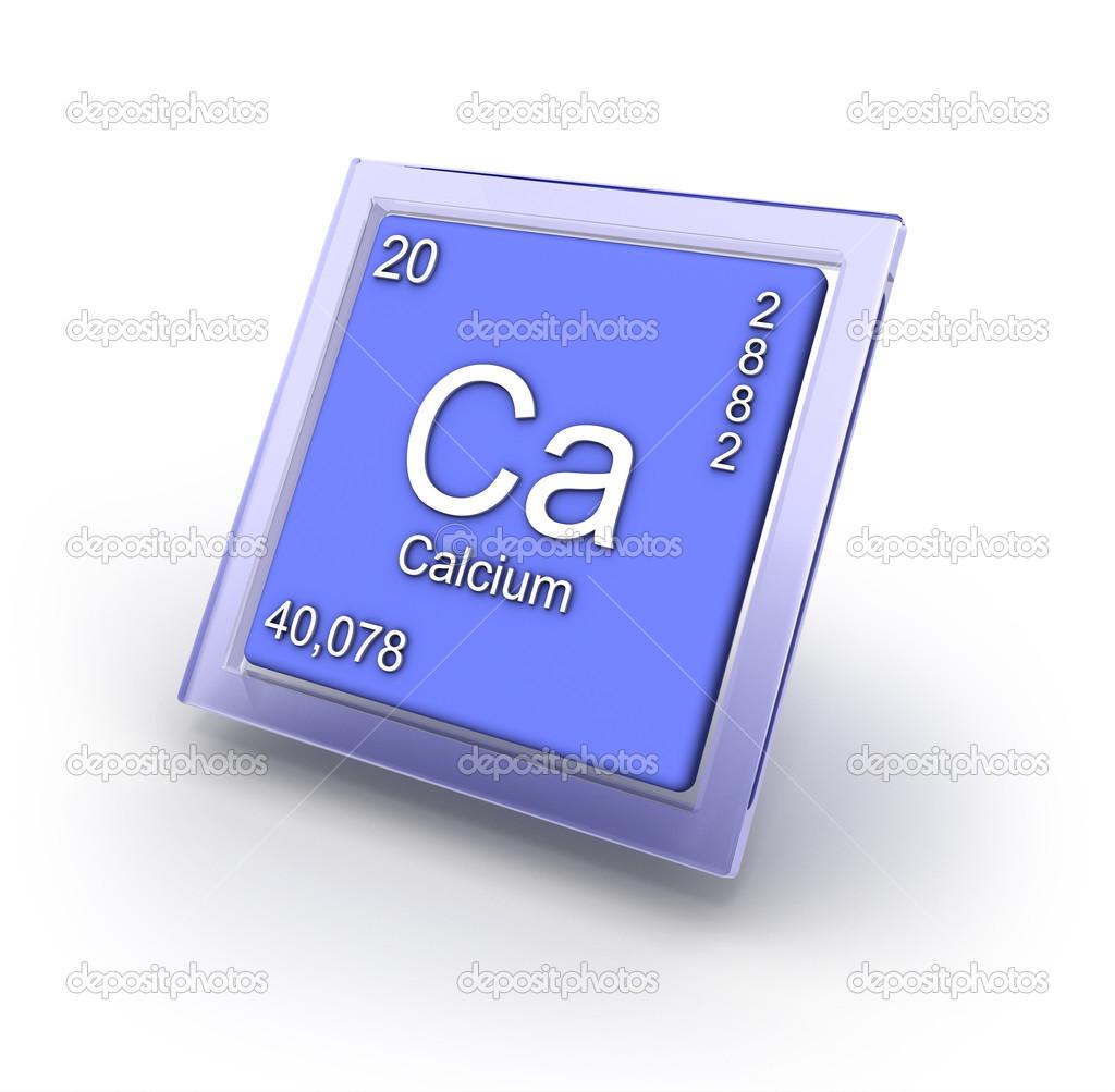 Calcium element sign stock photo ola ola 46265979 calcium chemical element sign photo by ola ola buycottarizona
