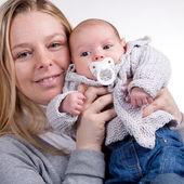matka a dítě