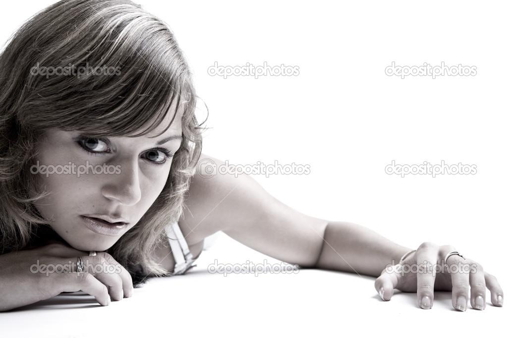 Crawling teenager — img 3