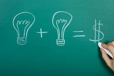 Turning ideas into cash