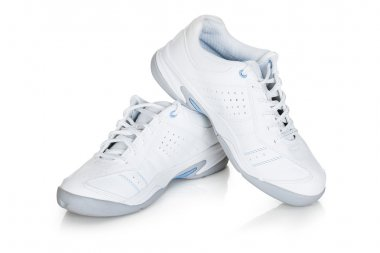 Pair of sport shoes
