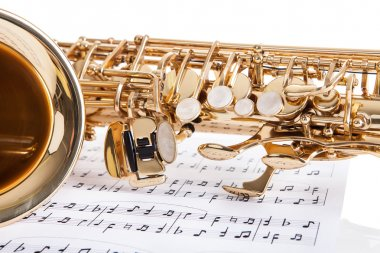 Close-up Of Trumpet
