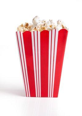 Close-up Of Popcorn Bucket