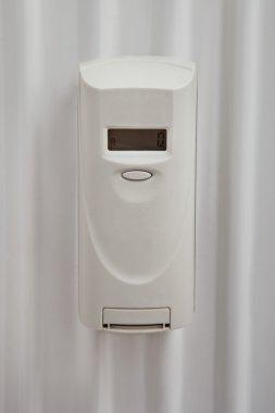 Digital Thermostat In Bathroom