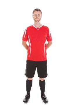 Mid Adult Man In Sportswear Standing