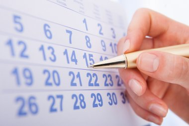 Hand Marking Date