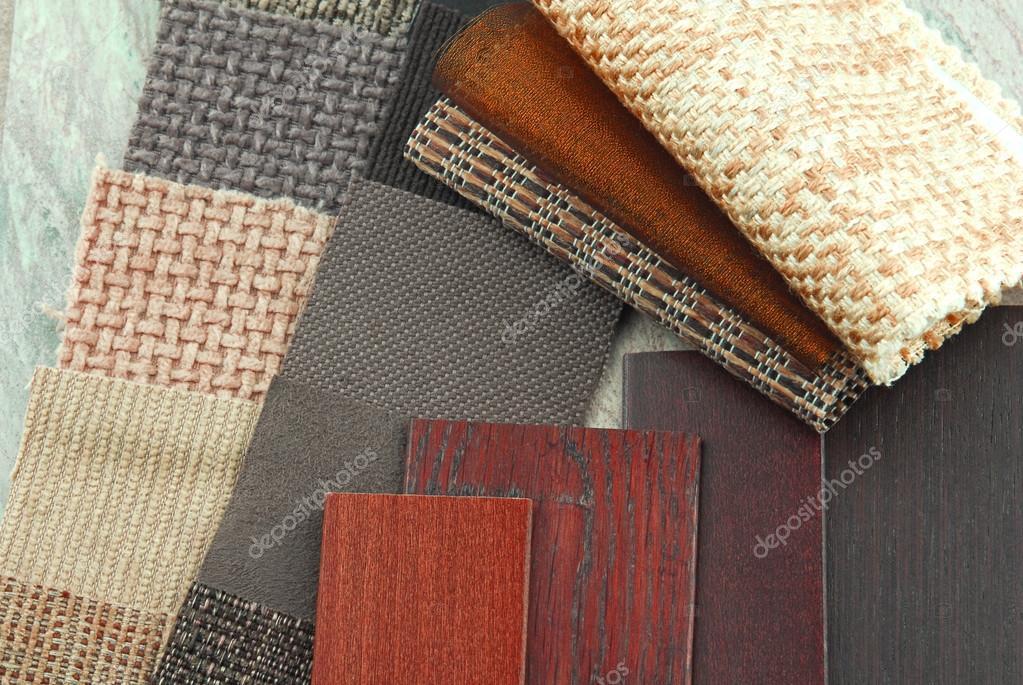 Polster Texturfarbe Und Holz Beispiele, Dekoration, Planung U2014 Foto Von  Severija