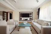 obývací pokoj interiér