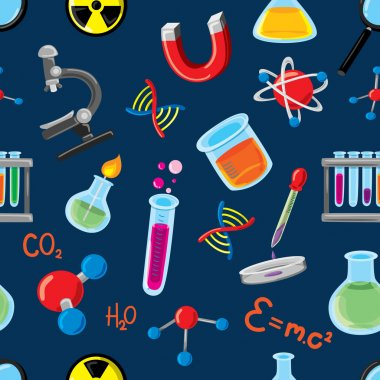 Laboratories stuff background