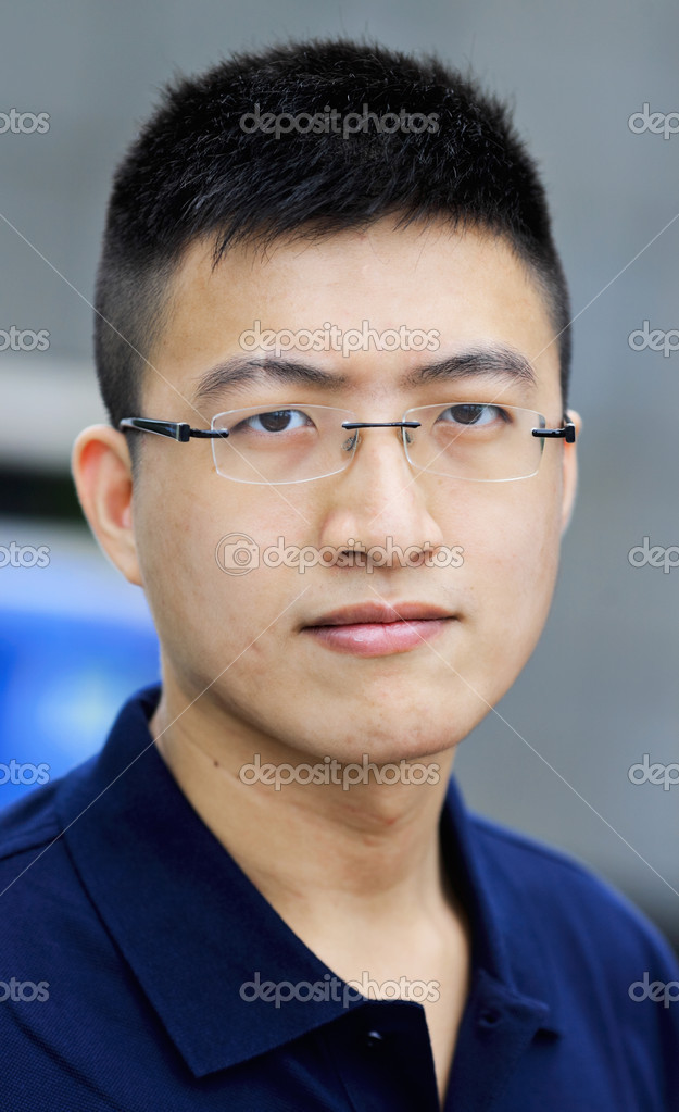 Chinese Men Glasses