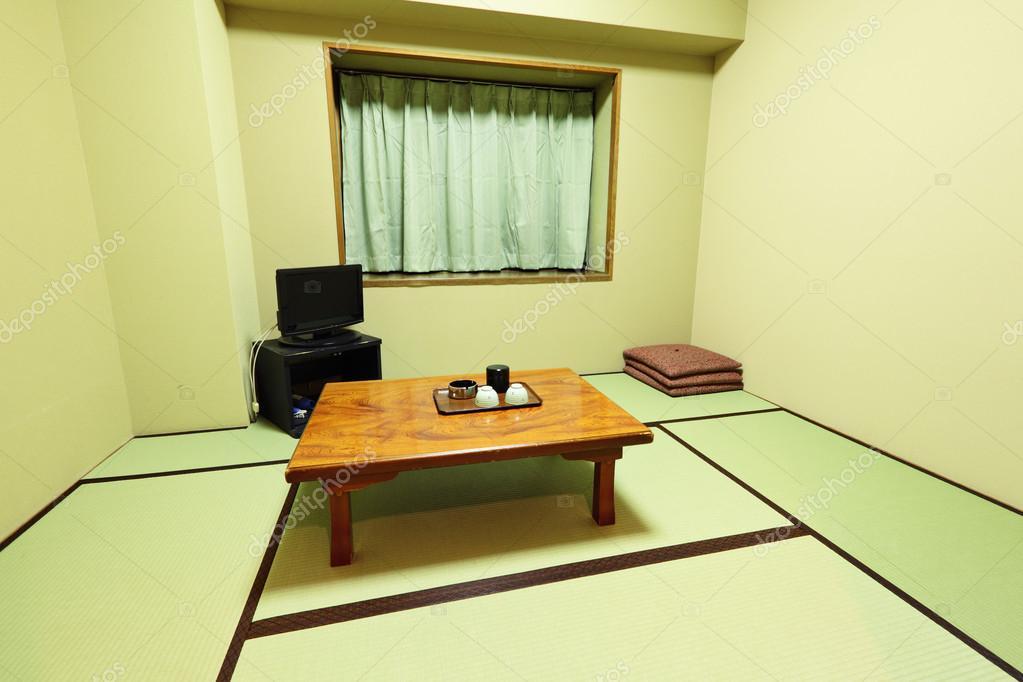 Interieur De La Maison Japonaise Traditionnelle Photographie
