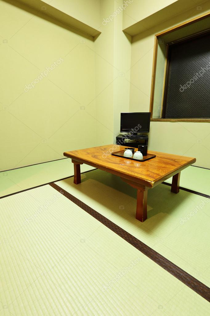Traditional Japanese living room  Stock Photo #41465697