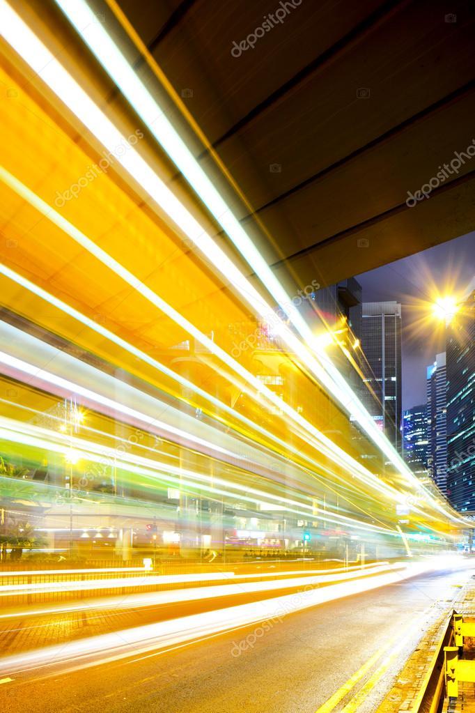 Фотообои Traffic light pass through tunnel