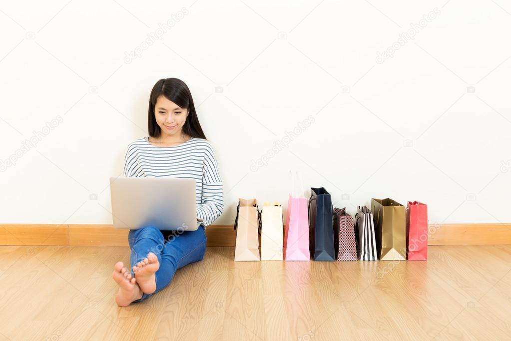 Asian online shopping