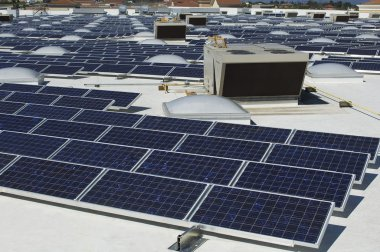 photovoltaic solar array