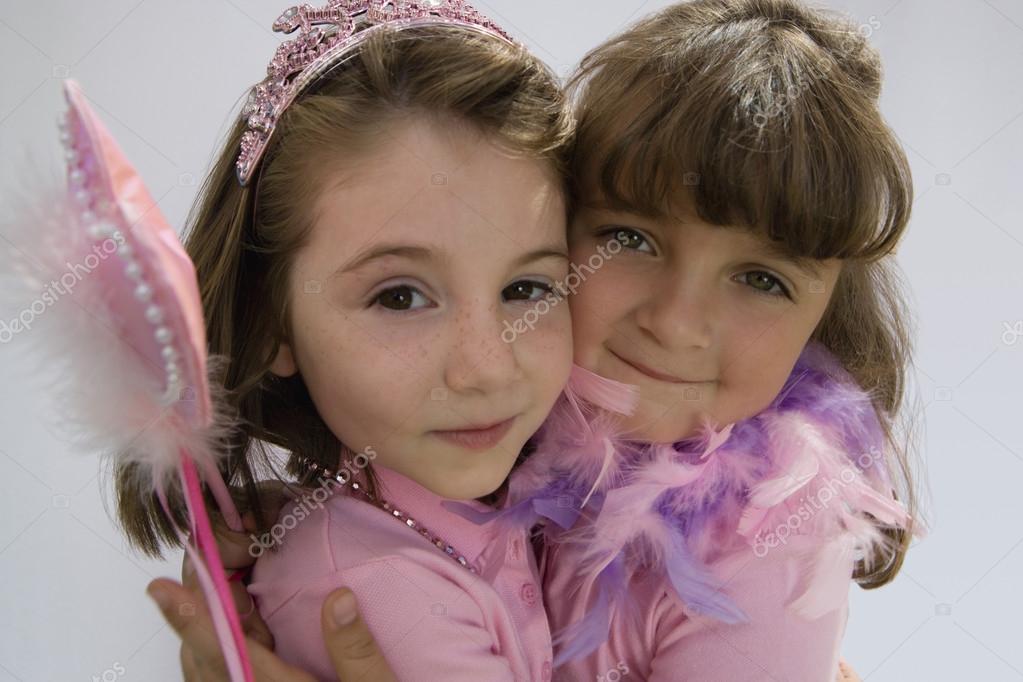 Little Adorable Princesses
