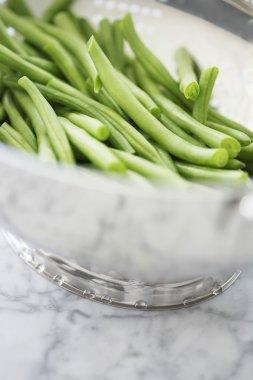 Bowl Of Runner beans
