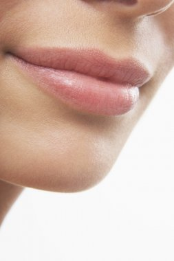 Young Woman's lips